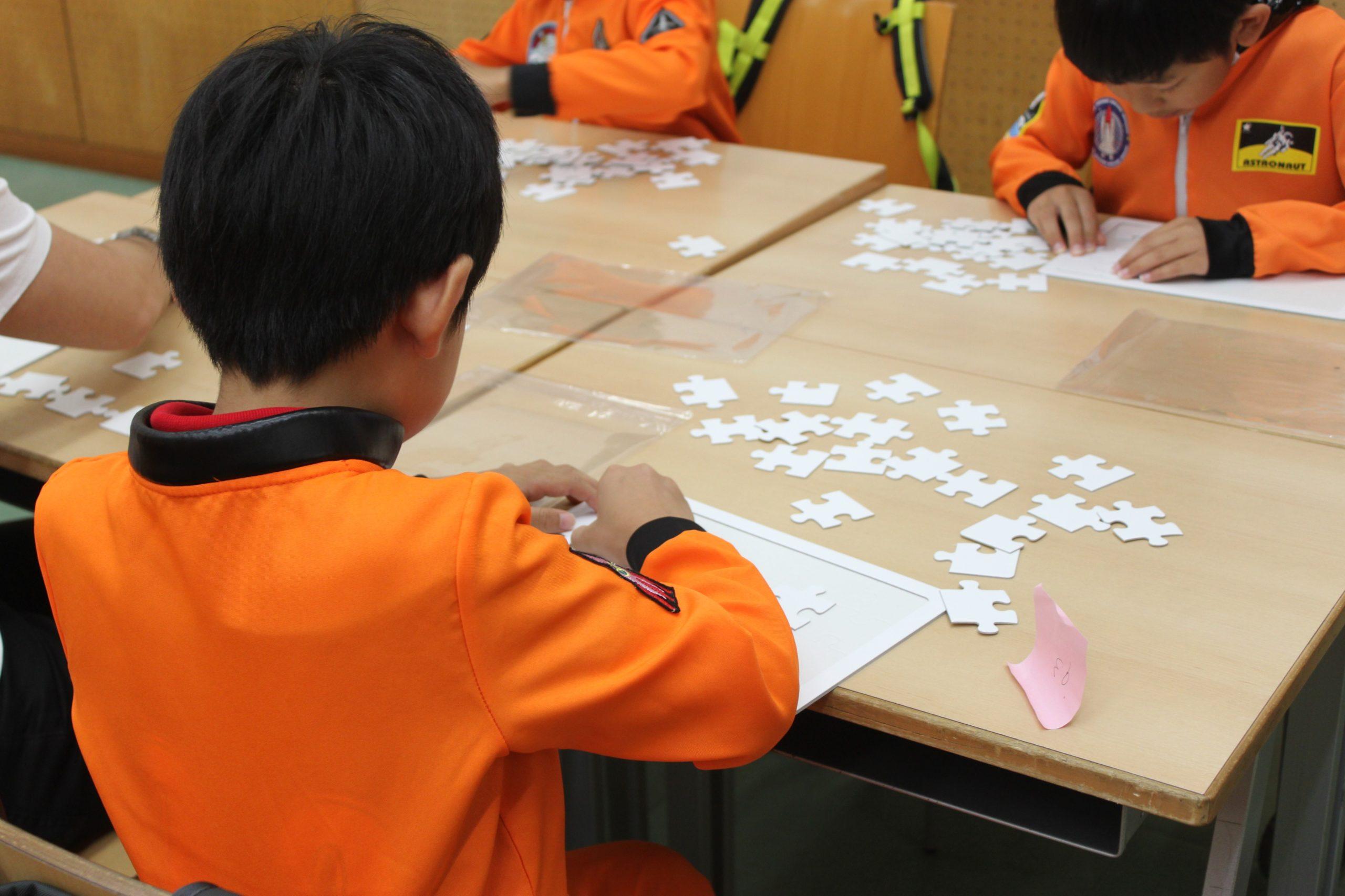 海陽学園(愛知県蒲郡市)体験入学で模擬授業としてのコンテンツを提供