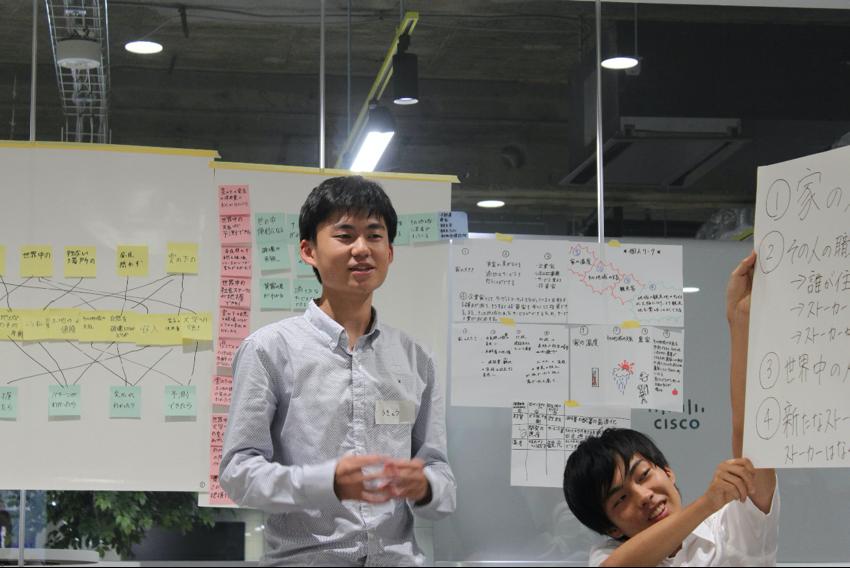 関西学院千里国際高等部でのフィールドワークを設計